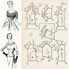 Clothing patterns, doll clothes patterns и barbie sewing patterns. Barbie Sewing Patterns, Doll Clothes Patterns, Vintage Sewing Patterns, Sewing Clothes, Clothing Patterns, Dress Patterns, Collar Pattern, Vintage Barbie Dolls, Pattern Drafting