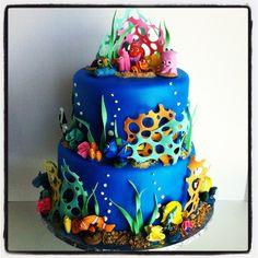 Image result for nemo cake
