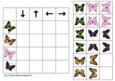 cheznounoucricri - Page 123 Color Worksheets For Preschool, Preschool Math, Kindergarten, Montessori Activities, Preschool Activities, Teaching Kids, Kids Learning, Logic Games, Coding For Kids