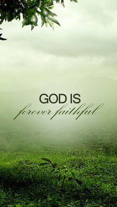 Forever faithful Free #Christian lock screen #wallpaper for your #mobile device. Compatible with Apple Iphone 6, Iphone 5, Iphone 4,...Read More » http://believers4ever.com/2015/01/forever-faithful-mobile-wallpaper/