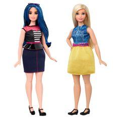 SPECIAL OFFER! Barbie® Fashionistas™ Doll Gift Set - Curvy - Shop.Mattel.com