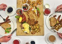 The VG Restaurant Easter Breakfast Platter Breakfast Platter, Restaurant Offers, Toast, Easter, Food, Easter Activities, Essen, Meals, Yemek