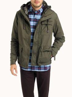 3-in-1 folk jacket | Simons