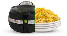 T-fal ActiFry: Low-Fat Multi-Cooker - http://www.cookinggizmos.com/t-fal-fz7002-actifry/