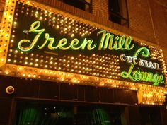 Thursday is Swing Night // Green Mill Cocktail Lounge in Chicago, IL