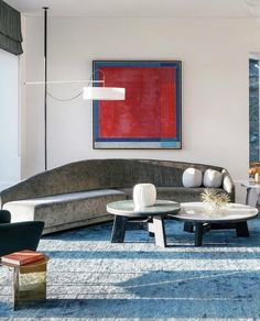 Paired perfectly ; blue , grey , red 😉 by @dylan_farrell_design #interiordesign #Gablesestates #coralgablesliving #coconutgrove #coralgables #brickell #coconutgrovemiami #cocoplum #pinecrest #Gablesrealestate #merrickpark #ParkGrove #keybiscayne #gablesbythesea #southmiami #BrickellFlatiron #brickellliving #brickellkey #miami #realestatemiami #oneparkgrove #brickelllife #miamiluxury #miamiluxuryweddings #luxuryhomes #luxuryhomesmiami #paramountmiamiworldcenter #miamishorescountryclub #m