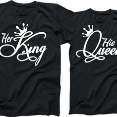 King and Queen Crown Love Shirt Matching T shirts for Couples | Etsy Tall Boyfriend, Boyfriend Shirt, Couple Tees, Couple Tshirts, Matching Couples, Matching Shirts, King And Queen Crowns, Love Shirt, T Shirt