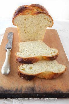 Trattoria da Martina - cucina tradizionale, regionale ed etnica: Pan brioche per la colazione