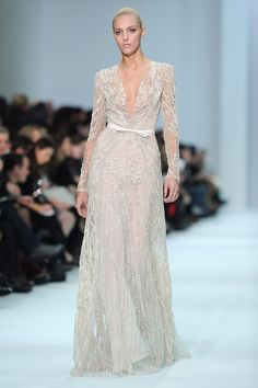 Because a girl can only dream!! Elie Saab Bridal S/S 2012