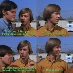 I loved Peter Tork. He was my favorite. Which makes perfect sense.