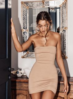 The Donna Mini Dress