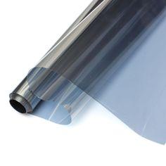 #BangGood - #Eachine1 15% 30% 6mx50cm VLT Car Auto Window Glass Tint Film Tinting Roll Silver Mirror - AdoreWe.com