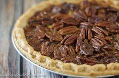 Nana's Southern Pecan Pie-2