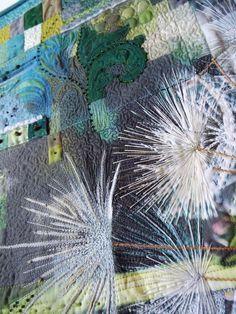 close up, Dandelion by Jill Kerttula