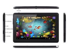 Cube U18GT Deluxe 7inch ips dual core Rockchip 1.2GHz 1GB 8GB ROM android 4.0 Dual Camera  tablet pc