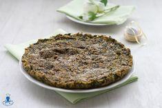 La torta di riso e spinaci, una ricetta piemontese realizzata principalmente durante il periodo pasquale, ma consumata anche negli altri periodi.