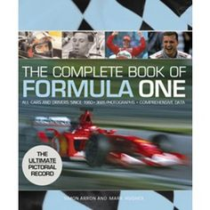 Art of the Formula 1 Race Car  They are works of art, the fascinating results of Formula 1's mix of competition, creativity, and human ingenuity. With historical and technological profiles by noted F1 journalist Stuart Codling and commentary from championship-winning car designer Gordon Murray, this book is the ultimate homage to the ultimate breed of race car.    Member Price: $45.00