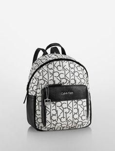 Calvin Klein womens hailey city backpack black #CalvinKlein #BackpackStyle  · Backpacking LightCalvin Klein HandbagsLuxury ...