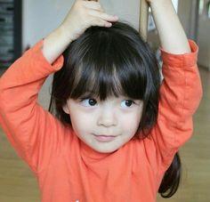Resultado de imagen para naeun return of superman Baby Girl Toys, Baby Boy, Funny Babies, Cute Babies, Kids Girls, Baby Kids, Superman Kids, Baby Food Combinations, Baby Park