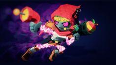 Gunslinger Hunter - samus - tomb raider - earthworm jim - crash bandicoot