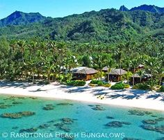 Rarotonga Beach Bungalows: highly recommend if you are traveling to the Cook Islands. Cook Islands Resorts, Rarotonga Cook Islands, Dream Vacations, Vacation Spots, The Places Youll Go, Places To See, Islas Cook, Sri Lanka, Travel Around The World