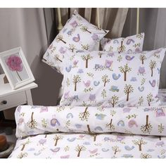 Woodland Childrens Duvet Covers Sets, Owl Duvet Cover | Becky & Lolo