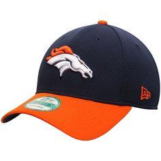 denver broncos new era nfl fundamental tech 2 9forty adjustable hat navy - Denver Bronco Colors
