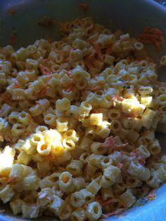Macaroni Salad « Gina Miracle