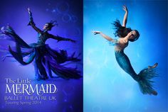The Little Mermaid Ballet at Ryhl Pavilion this spring.