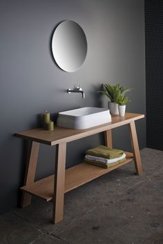 Countertop Basin in Australia Latis by Omvivo