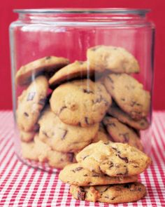 Super Bowl Desserts // Chocolate Chunk Cookies Recipe