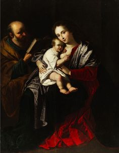 GerardSEGHERS.    the Holy Family