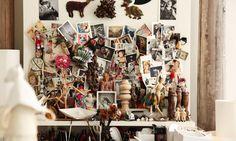 Moodboard d'inspiration chez Alexandra Loewe