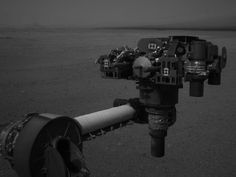 NASA - End of Curiosity's Extended Arm, Full-Resolution