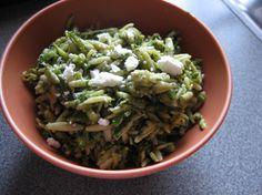 Basil Zucchini Orzo Salad Recipe - Food.com