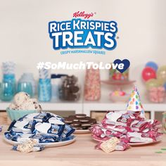 You'll never guess what happens when you mix a little magic with your recipe! Watch and find out. Sponsored by Rice Krispies Treats. [AD]