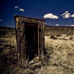Cowboy rest stop