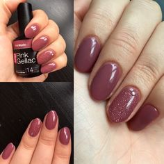 shared Mileen de Rocker's photo 110 Mystic & 141 Glitter pink