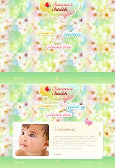 Summer Smith Flash Templates by Delta