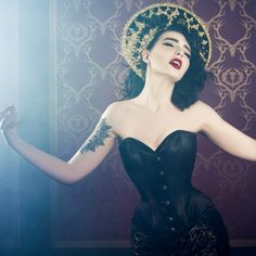 Visit Corset Story to find some of the best corset designs you'll see online. A huge range of colors and styles including Corset Tops, Shapewear, Steampunk and Waist Training corsets. Best Corset, Waist Trainer Corset, Overbust Corset, Black Corset, Fantasy Women, Geek Chic, Lace Back, Cute Woman, Body Shapes