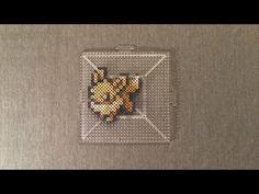 """Résultat de recherche d'images pour """"perler bead patterns pokemon eevee"""""""