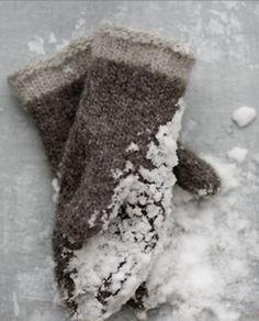 frozen mittens