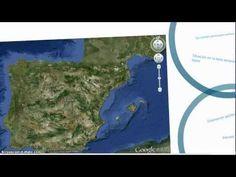 Un video donde un profesor nos enseña una clase de Geografía sobre el tema de la Geografía de España para alumnos de 2º de Bachillerato.  #educacion #flippedclasroom #aulainvertidablog
