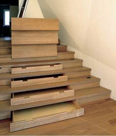 Arm�rios escadas