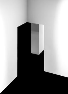 Buy this art print titled Dual Entrance by the artist Inge Schuster Minimal Photography, Abstract Photography, Fine Art Photography, White Photography, Black And White Abstract, Black N White Images, Matte Black, Watercolor Walls, Light And Shadow