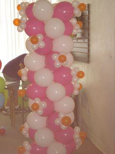Flower Column