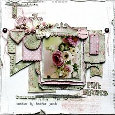 Blooms | par Heather Jacob