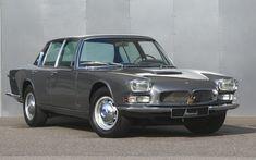 1965 Maserati Quattroporte