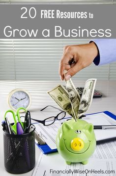 Are you following your passion and running your own company? But how to grow a business with limited finances? That was the concern of one of my readers. Therefore, I did the research and put together a list of resources that would be wonderful for anybody who wants to grow a business by using different free or low-cost tools. http://www.financiallywiseonheels.com/grow-a-business-with-free-resources/ #growabusiness #business