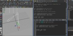 MAYA TUTORIAL : How to place correctly the polevector with Python